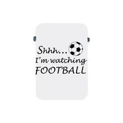 Football Fan  Apple Ipad Mini Protective Soft Cases by Valentinaart