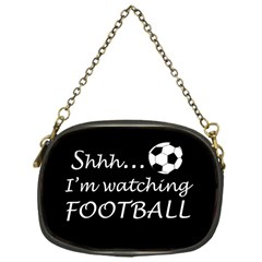 Football Fan  Chain Purses (one Side)  by Valentinaart