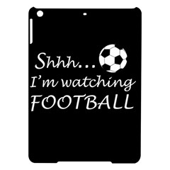 Football Fan  Ipad Air Hardshell Cases by Valentinaart