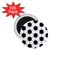 Football 1 75  Magnets (100 Pack)  by Valentinaart