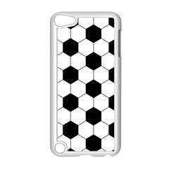 Football Apple Ipod Touch 5 Case (white) by Valentinaart