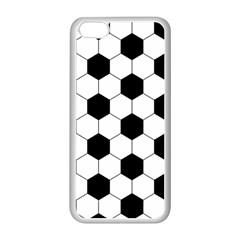 Football Apple Iphone 5c Seamless Case (white) by Valentinaart