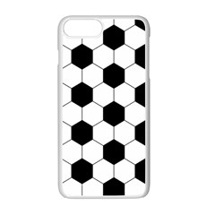 Football Apple Iphone 7 Plus Seamless Case (white) by Valentinaart