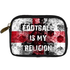 Football Is My Religion Digital Camera Cases by Valentinaart