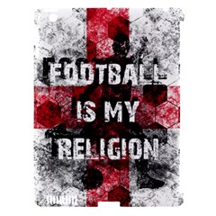 Football Is My Religion Apple Ipad 3/4 Hardshell Case (compatible With Smart Cover) by Valentinaart