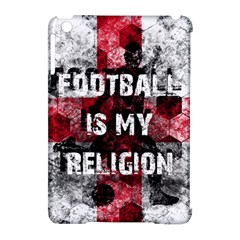 Football Is My Religion Apple Ipad Mini Hardshell Case (compatible With Smart Cover) by Valentinaart