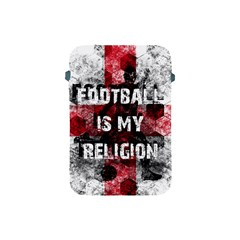 Football Is My Religion Apple Ipad Mini Protective Soft Cases by Valentinaart