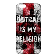 Football Is My Religion Apple Iphone 6 Plus/6s Plus Hardshell Case by Valentinaart