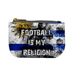 Football Is My Religion Mini Coin Purses by Valentinaart