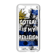 Football Is My Religion Apple Ipod Touch 5 Case (white)