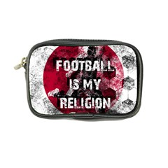 Football Is My Religion Coin Purse