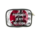 Football is my religion Coin Purse Back