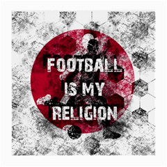Football Is My Religion Medium Glasses Cloth (2 Side)