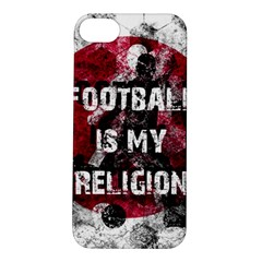 Football Is My Religion Apple Iphone 5s/ Se Hardshell Case