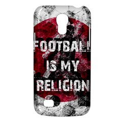 Football Is My Religion Galaxy S4 Mini by Valentinaart