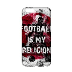 Football Is My Religion Apple Iphone 6/6s Hardshell Case by Valentinaart