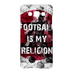 Football Is My Religion Samsung Galaxy A5 Hardshell Case  by Valentinaart