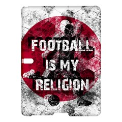 Football Is My Religion Samsung Galaxy Tab S (10 5 ) Hardshell Case