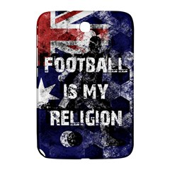Football Is My Religion Samsung Galaxy Note 8 0 N5100 Hardshell Case  by Valentinaart