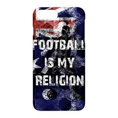 Football Is My Religion Apple Iphone 7 Plus Hardshell Case by Valentinaart