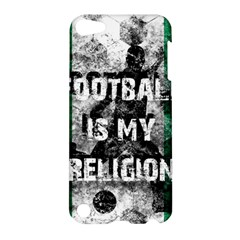 Football Is My Religion Apple Ipod Touch 5 Hardshell Case by Valentinaart