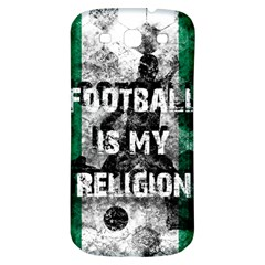 Football Is My Religion Samsung Galaxy S3 S Iii Classic Hardshell Back Case