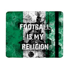 Football Is My Religion Samsung Galaxy Tab Pro 8 4  Flip Case by Valentinaart