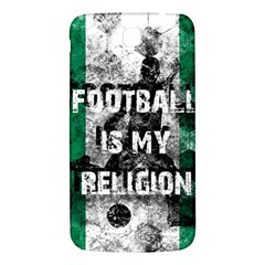 Football Is My Religion Samsung Galaxy Mega I9200 Hardshell Back Case by Valentinaart