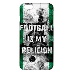 Football Is My Religion Iphone 6 Plus/6s Plus Tpu Case by Valentinaart