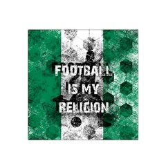 Football Is My Religion Satin Bandana Scarf