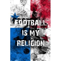 Football Is My Religion 5 5  X 8 5  Notebooks by Valentinaart
