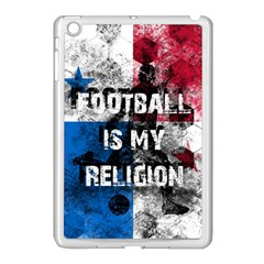 Football Is My Religion Apple Ipad Mini Case (white)