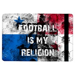 Football Is My Religion Ipad Air Flip by Valentinaart