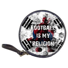 Football Is My Religion Classic 20 Cd Wallets by Valentinaart