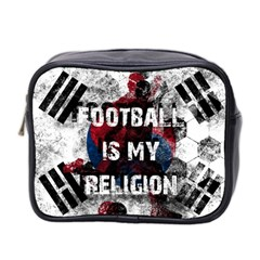 Football Is My Religion Mini Toiletries Bag 2 Side