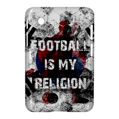 Football Is My Religion Samsung Galaxy Tab 2 (7 ) P3100 Hardshell Case
