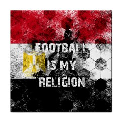 Football Is My Religion Tile Coasters by Valentinaart