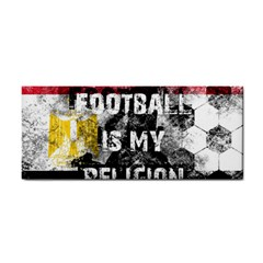 Football Is My Religion Cosmetic Storage Cases by Valentinaart