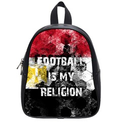 Football Is My Religion School Bag (small)