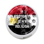 Football is my religion 4-Port USB Hub (Two Sides)  Back