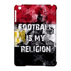 Football Is My Religion Apple Ipad Mini Hardshell Case (compatible With Smart Cover)
