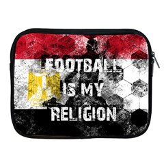 Football Is My Religion Apple Ipad 2/3/4 Zipper Cases by Valentinaart