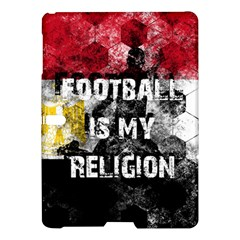 Football Is My Religion Samsung Galaxy Tab S (10 5 ) Hardshell Case  by Valentinaart
