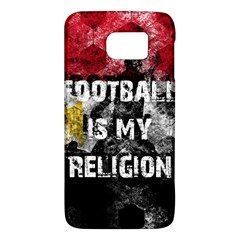 Football Is My Religion Galaxy S6 by Valentinaart