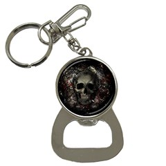 Skull Button Necklaces