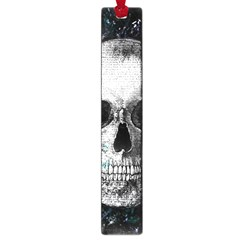 Skull Large Book Marks by Valentinaart