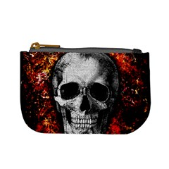 Skull Mini Coin Purses