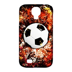 Football  Samsung Galaxy S4 Classic Hardshell Case (pc+silicone) by Valentinaart