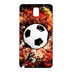 Football  Samsung Galaxy Note 3 N9005 Hardshell Back Case
