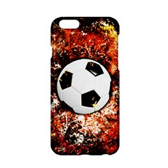 Football  Apple Iphone 6/6s Hardshell Case by Valentinaart